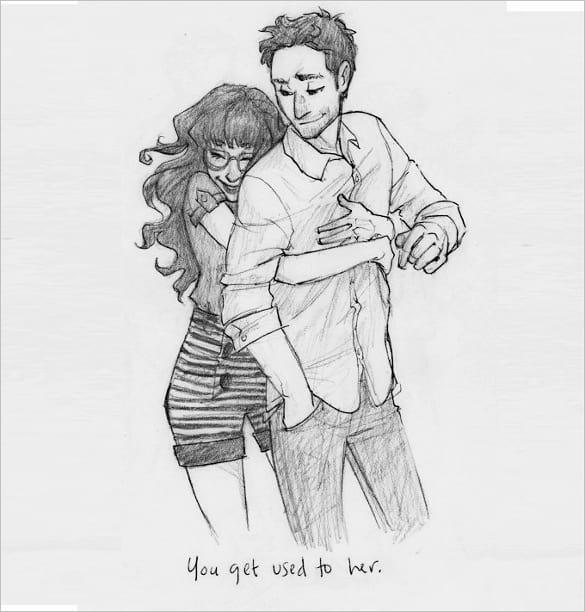 love drawings 558