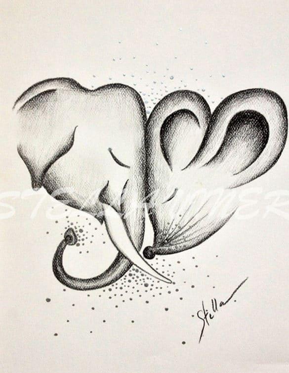 love drawings 777