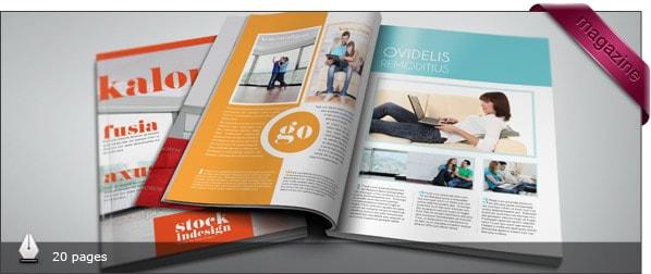 8 Microsoft Word Magazine Templates Word Pdf