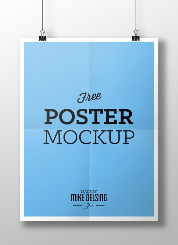 poster psd 5641