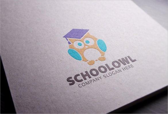 school logo 164