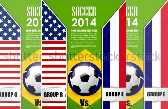 soccer flyer template 770