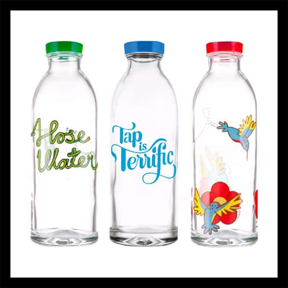 water bottle mockup 330