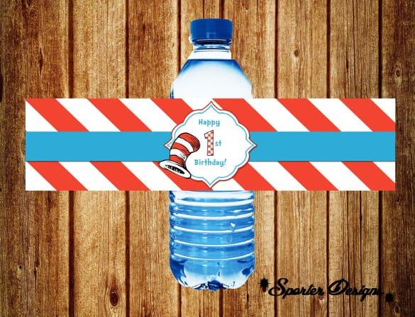 water bottle mockup 550