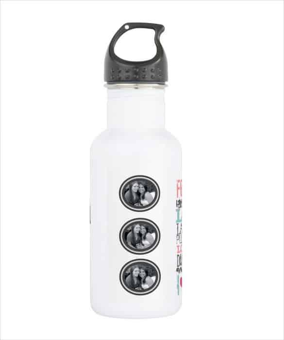water bottle mockup 990